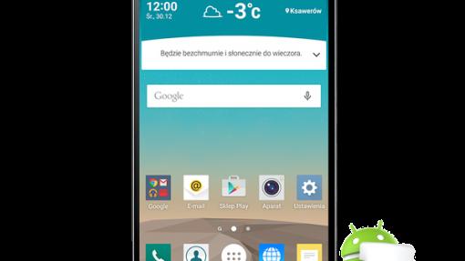 LG Polonya'da G3 için Marshmallow'u yayınladı