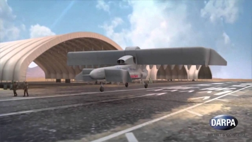 This helicopter-plane hybrid is the future of military transport