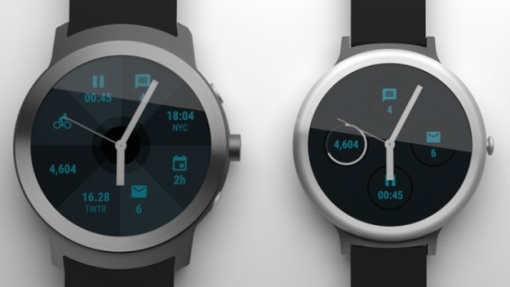 Google smartwatches are coming, but not this year