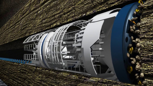 The Boring Company Isn't Just Digging Tunnels. They're Building a Hyperloop.